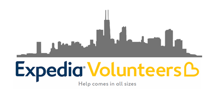 Volunteers at Expedia Group