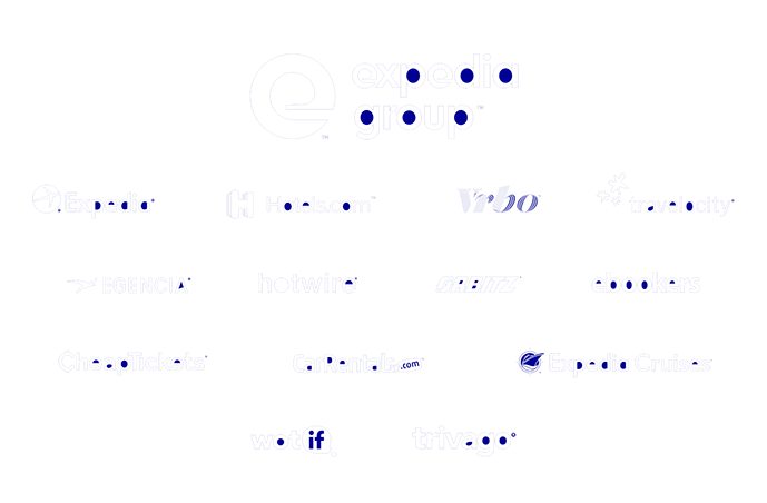 Expedia Group brands
