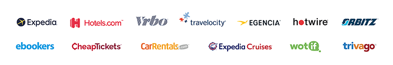 Expedia Group logos